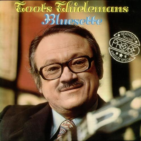 Toots Thielemans Bluesette cover art