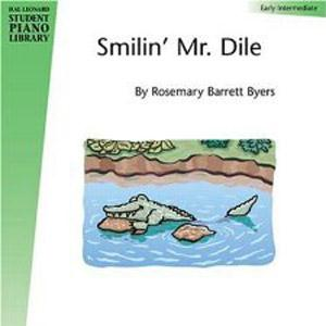 Rosemary Barrett Byers Smilin' Mr. Dile cover art
