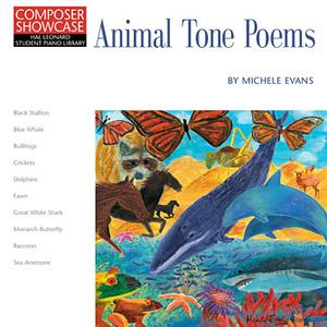 Michele Evans Great White Shark cover art