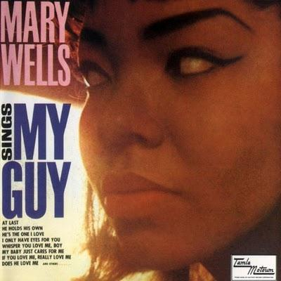 Mary Wells My Guy cover art