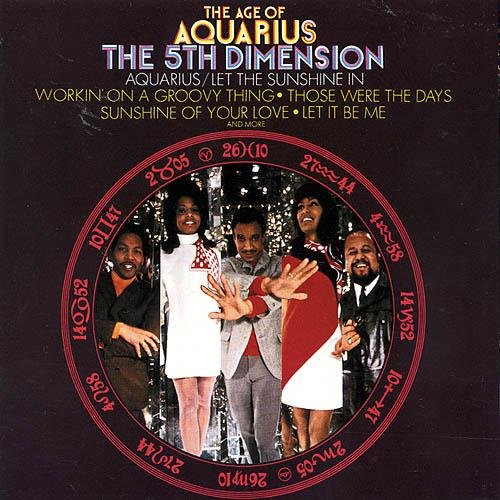 The Fifth Dimension Let The Sunshine In cover art