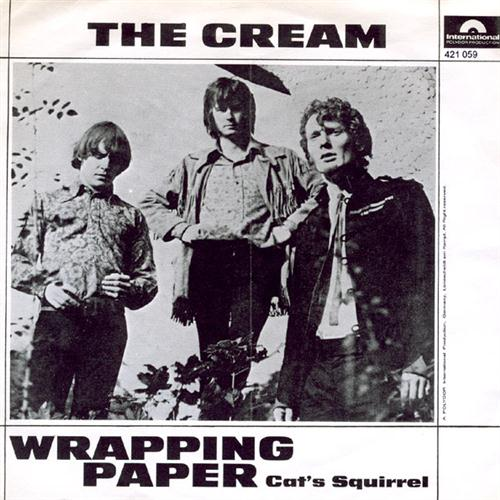 Cream Wrapping Paper cover art