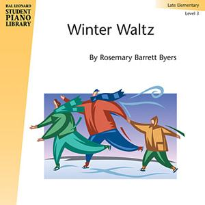 Rosemary Barrett Byers Winter Waltz cover art