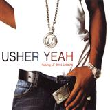 Yeah! sheet music by Usher featuring Lil Jon & Ludacris