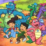 Dragon Tales Theme sheet music by Jessee Harris