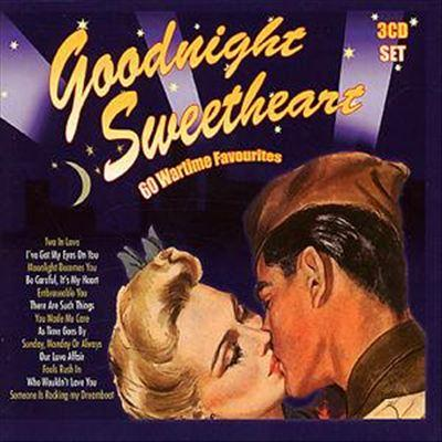 The Spaniels Goodnight, Sweetheart, Goodnight (Goodnight, It's Time To Go) cover art