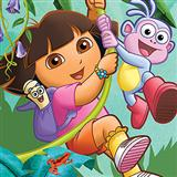 Dora The Explorer Theme Song sheet music by Josh Sitron