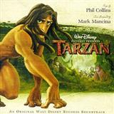 You'll Be In My Heart (from Walt Disney's Tarzan) sheet music by Phil Collins