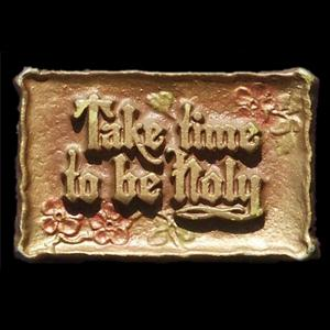 William D. Longstaff Take Time To Be Holy cover art