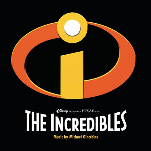 Michael Giacchino Mr. Huph Will See You Now (from The Incredibles) cover art