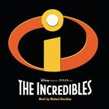 Michael Giacchino - Off To Work (from The Incredibles)