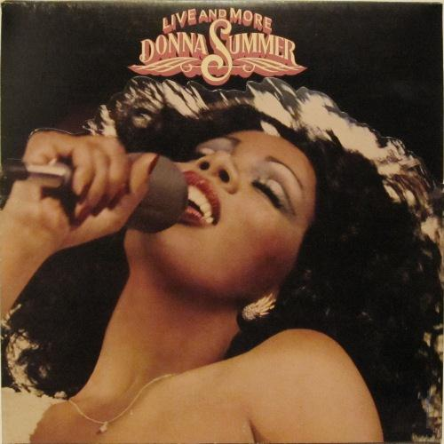Donna Summer MacArthur Park cover art