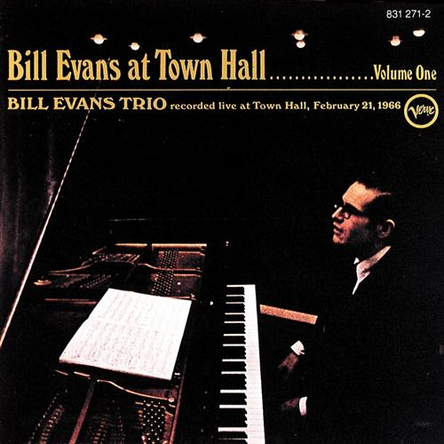 Bill Evans Who Can I Turn To (When Nobody Needs Me) cover art