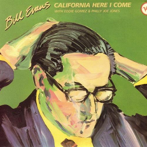 Bill Evans In A Sentimental Mood cover art