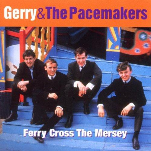 Gerry And The Pacemakers Ferry 'Cross The Mersey cover art