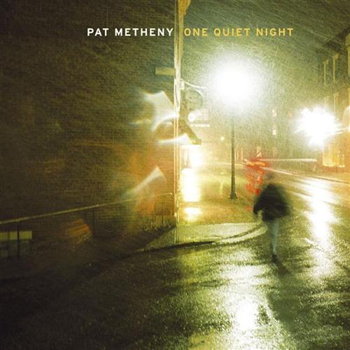 Pat Metheny Time Goes On cover art