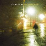 Time Goes On sheet music by Pat Metheny