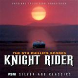 Knight Rider Theme sheet music by Stu Phillips