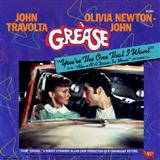 You're The One That I Want sheet music by Olivia Newton-John and John Travolta