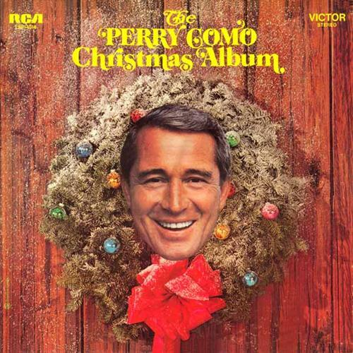 Perry Como It's Beginning To Look Like Christmas cover art