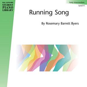 Rosemary Barrett Byers Running Song cover art