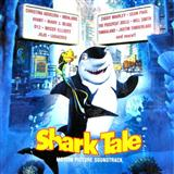 Can't Wait (from Shark Tale) sheet music by Avant