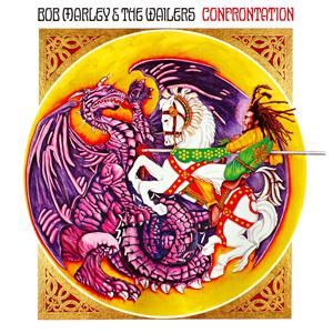 Bob Marley Buffalo Soldier cover art