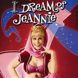 Jeannie (theme from I Dream Of Jeannie) sheet music by Hugh Montenegro