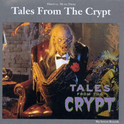 Danny Elfman Tales From The Crypt Theme cover art