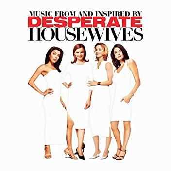 Danny Elfman Desperate Housewives Main Title cover art