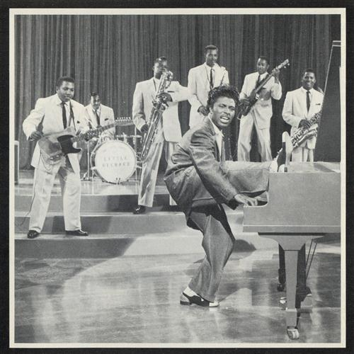 Little Richard Tutti Frutti cover art