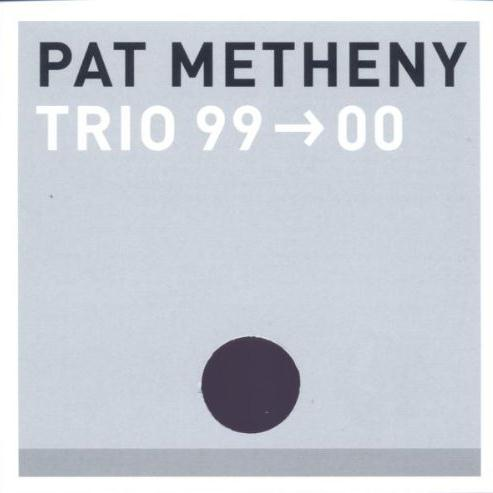 Pat Metheny Just Like The Day cover art