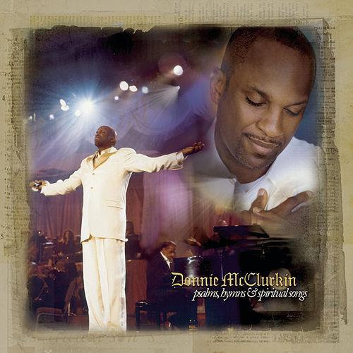 Donnie McClurkin Total Praise cover art