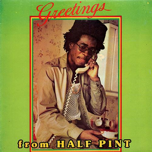 Half Pint Greetings cover art
