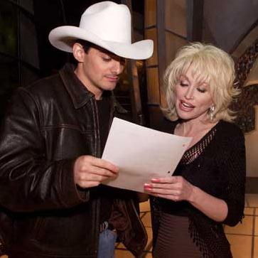 Brad Paisley featuring Dolly Parton When I Get Where I'm Goin' cover art