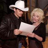 Brad Paisley featuring Dolly Parton:When I Get Where I'm Goin'