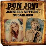 Who Says You Can't Go Home sheet music by Bon Jovi with Jennifer Nettles