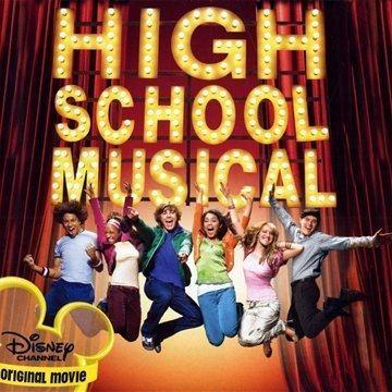 High School Musical Breaking Free cover art