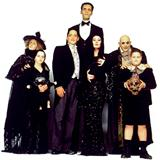 The Addams Family Theme sheet music by Eric Baumgartner