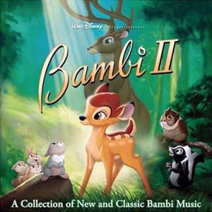 Anika Noni Sing The Day (from Bambi II) cover art