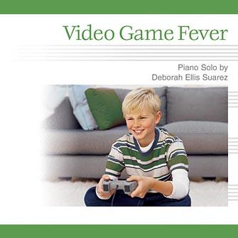 Deborah Ellis Suarez Video Game Fever cover art