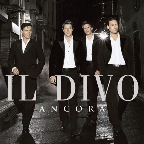 Il Divo Por Ti Sere (You Raise Me Up) cover art