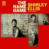 The Name Game sheet music by Shirley Ellis