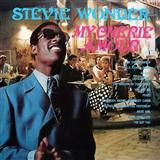 My Cherie Amour sheet music by Stevie Wonder