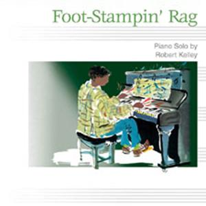 Robert Kelley Foot-Stampin' Rag cover art