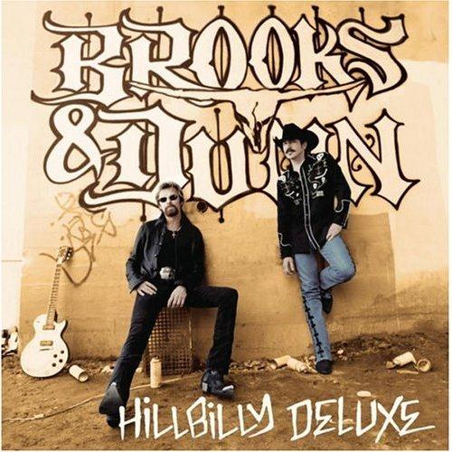 Brooks & Dunn with Sheryl Crow & Vince Gill Building Bridges cover art