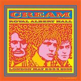 Politician sheet music by Cream