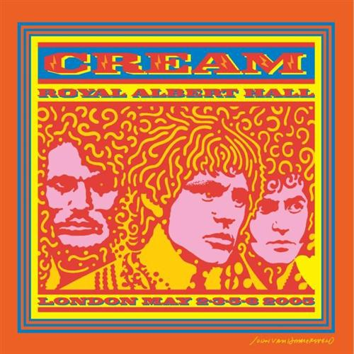Cream Rollin' And Tumblin' cover art