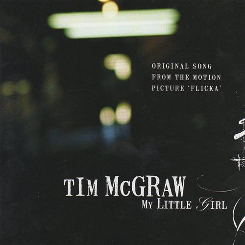 Tim McGraw My Little Girl cover art