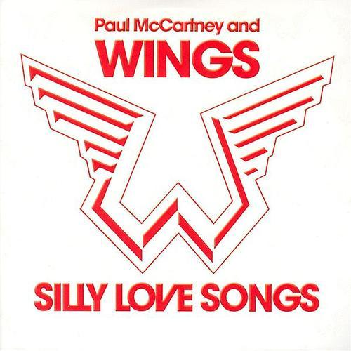 Paul McCartney & Wings Silly Love Songs cover art